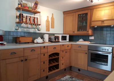 Holiday Cottage – kitchen
