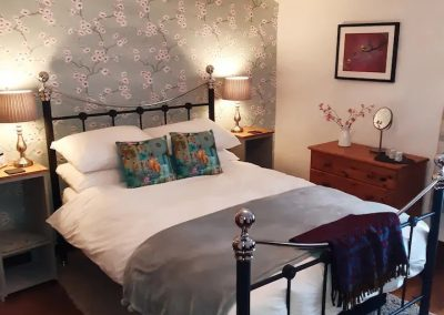 Holiday Cottage – master bedroom